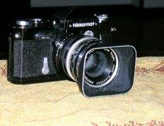 NIKKORMAT FTN with NIKKOR -H Auto 1: 2 f 50mm