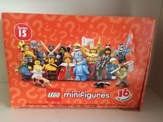 Collectible Mini figures - 71011 - Series 15 - Complete box of 60 bags