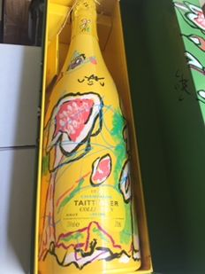 1992 Taittinger Collection Roberto Matta, Champagne - 1 bottle (75cl)