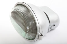 InduLamps - industrial light lamp Model UORP-250, silver