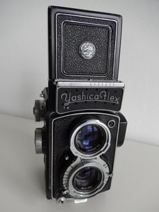 Yashica Flex (AS-II) - 1957
