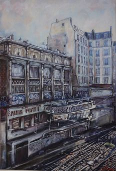 Christophe Chevreau - Paris Poste 1