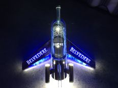 Belvedere Vodka 'Belvedair' LED Airplane Glorifier Pourer