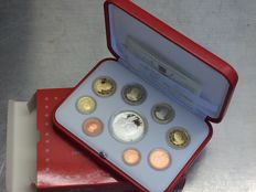Vatica - Year set Proof 2015 Franciscus (incl. 20 Euro silver)