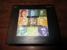 SACD set Beethoven The nine symphonies by Rudolf Kempe Munich Philharmonic orchestra - Eosteric