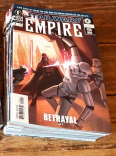 Dark Horse Comics - Star Wars : Empire - Complete Set - Issues 1-40 - 1st Print - X40SC - (2002/2006)