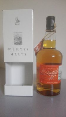 Springbank 37 years old 1970 The Almond Tree 'Wemyss' 165 bottles