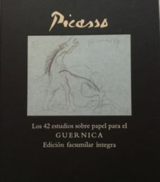 Pablo Picasso (after) - The 42 proofs on paper for Guernica
