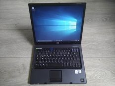 HP NC6320 business notebook - Intel Core Duo 1.83Ghz CPU, 2GB RAM, 80GB HDD, Windows 10 - with charger