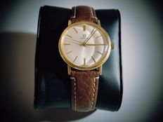 Omega cal.601 gold plated