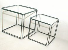 Producer unknown – set of 2 'Isocele' tables