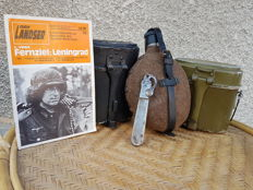 German army mess kits lot  Wehrmacht