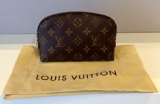 Louis Vuitton – Monogram Cosmetic Pouch