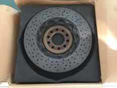 Brembo carbon ceramic disc brake - original Ferrari F430, Ferrari Challenger races