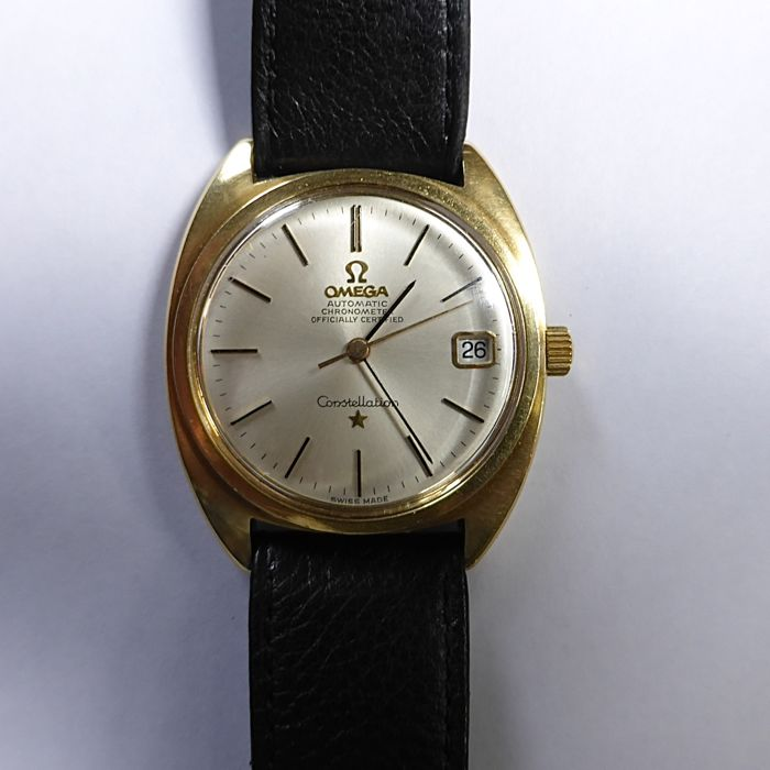 Omega Constellation - Men's wristwatch - from the 1960s