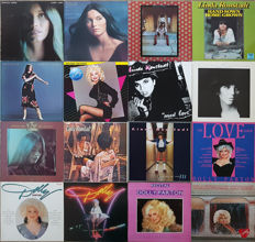 "16 Great albums of 3 ""Southern Belles"": Emmylou Harris, Linda Ronstadt & Dolly Parton"