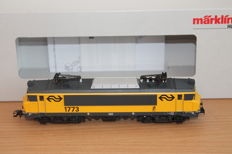 Märklin H0 - 37269 - Electric locomotive Series 1700 of the NS, Coat-of-Arms of Enkhuizen, no. 1773