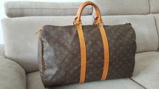 Louis Vuitton – Keepall 50 Vintage
