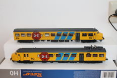 Roco H0 - 63159 -  Plan V Train set of the NS with advertising for DE