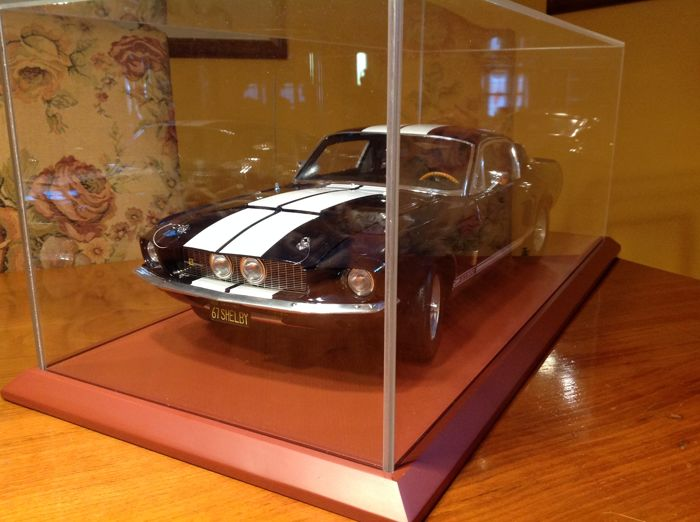 Altaya - Scale 1/8 - Ford Mustang Shelby GT 500 - 1967 ...