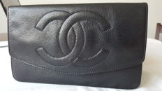 Chanel - Caviar clutch, purse