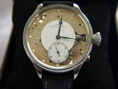 06 J. Assmann Glashütte - men's marriage watch - ca 1905