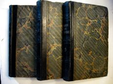 Anonymous - Passion and Pedantry A Novel - 3 volumes - 1853