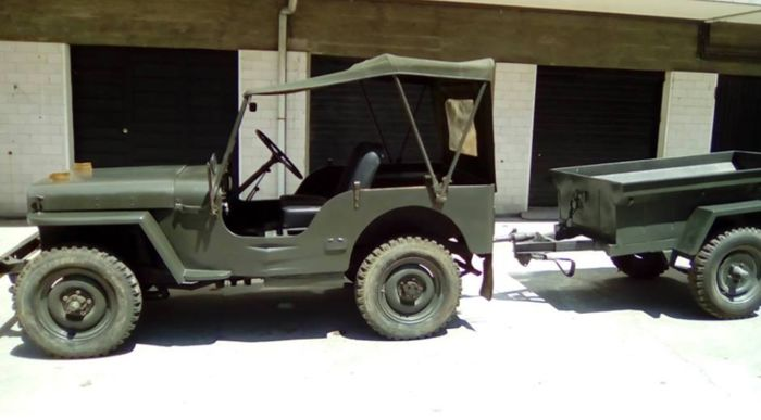 jeep willys mb 1947 catawiki. Black Bedroom Furniture Sets. Home Design Ideas