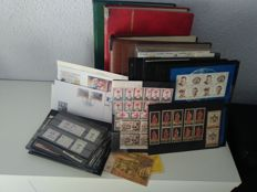 World 1920/2005 – Collection in four albums with file cards