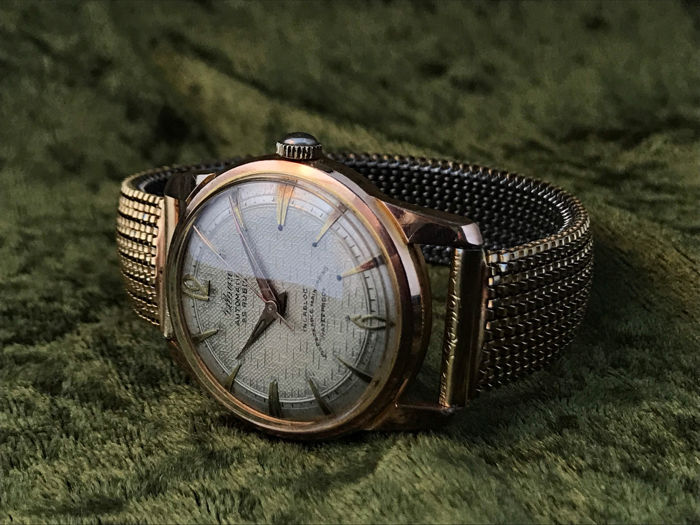 Allaine men's wristwatch - circa1950