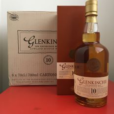 6 Bottles - Glenkinchie 10 years old 43% 70cl