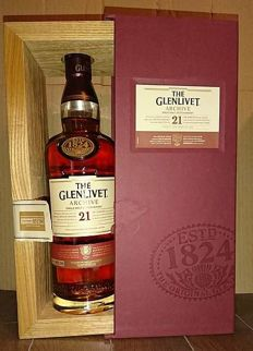 The Glenlivet Archive 21 years old