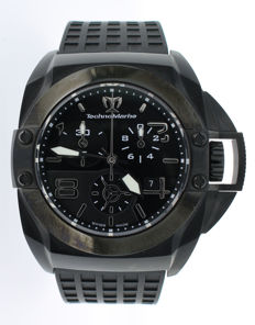 TechnoMarine — Black Watch — 908003 — Mens watch — 2011-present