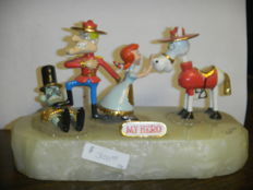 Dudley Do-Right - Limited Edition - Onyx Statue By Ron Lee - (1992)