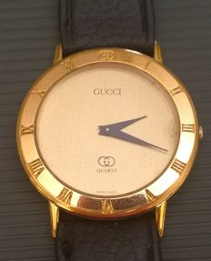 Gucci 3001 M - Extremely fine men's timepiece in good condition