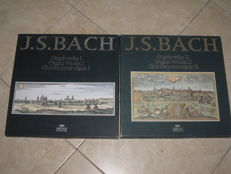 Classical music; Helmut Walcha - Bach: Organ Works - 2 x Archiv production  8 LPs Boxes  (total 16)