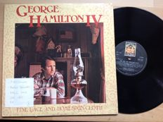 Folk / Country : George Hamilton IV., Lot of 13 Lp Albums