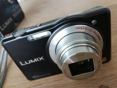 PANASONIC LUMIX DMC-SZ1 in box LEICA 16.1 MP