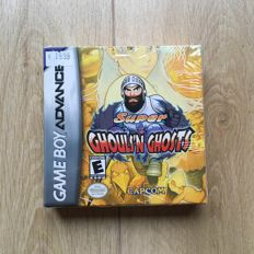 Super Ghouls 'n Ghosts for Game Boy Advance