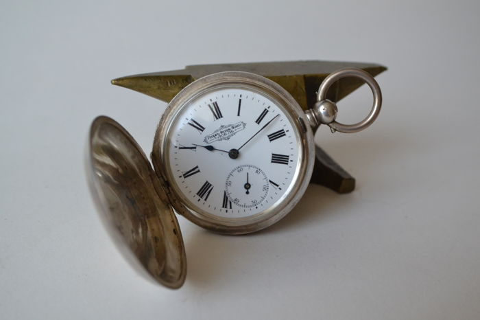 George Favre Jacot - Locle (Zenith) - Hunter's case pocket watch