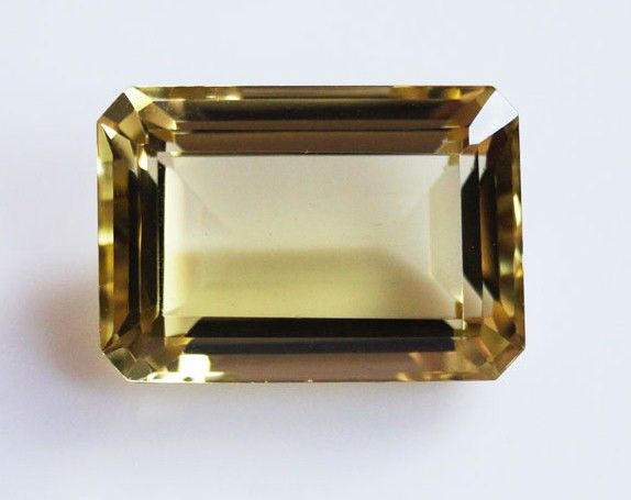 Citrine- Yellow -  14.89 ct