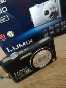 LUMIX LEICA LENS DMC-FX60 digital camera 12.1 MP