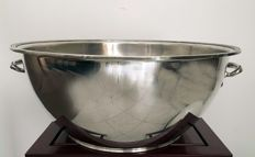Huge silver bowl Cesa 1882 – Italy 1954