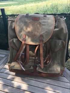 Austrian Mountain Troops Rucksack 1958