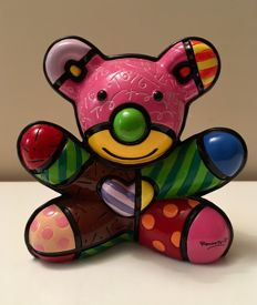Romero Britto - Fun bear