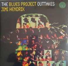 Jimi Hendrix ‎– The Blues Project Outtakes 2LP