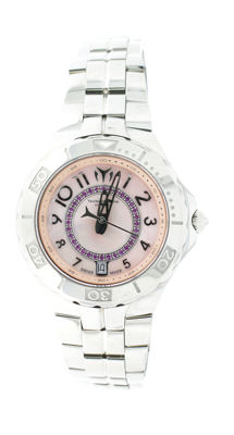 TechnoMarine — Sea Pirl Pink — 713011— Womens watch — 2011-present