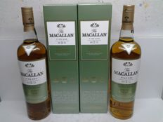 2 Bottles Macallan Fine Oak Masters Edition