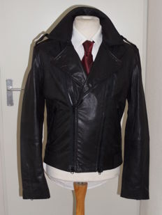 Karl Lagerfeld - motorcycle jacket