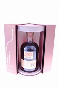 English Harbour Rum 1981